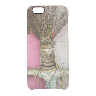 Voodoo Doll in New Orleans Clear iPhone 6/6S Case