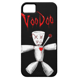 Voodoo Doll iPhone 5 Covers