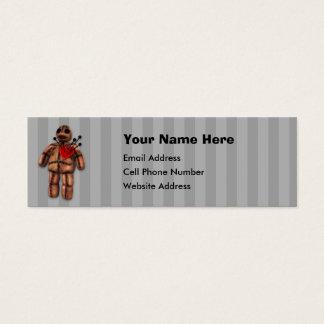VooDoo Doll Skinny Profile Card