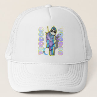 Voodoo Doll Trucker Hat