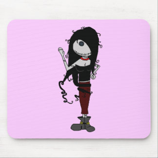 "VooDoo Dollies ""Charity Rage"" Mouse Pad"
