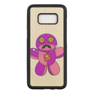 Voodoo Dolls (retro colored) Carved Samsung Galaxy S8 Case