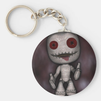Voodoo Dolly Key Ring