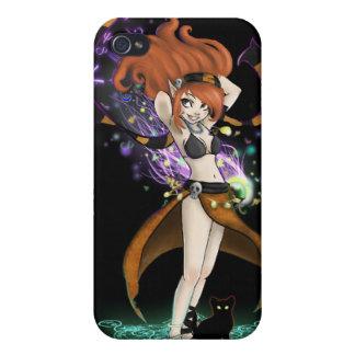 Voodoo Girl iPhone 4/4S Case