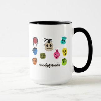 Voodoo Heads Mug