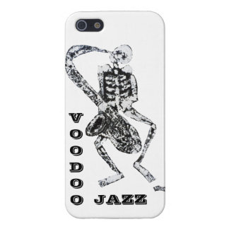 Voodoo Jazz by M.Sani iPhone 5 Glossy Finish Case Case For The iPhone 5