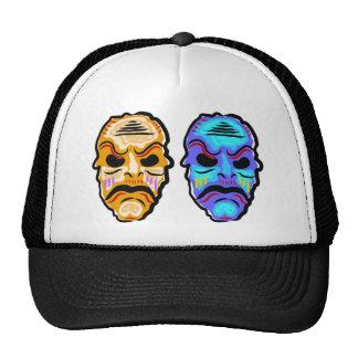 Voodoo Mask Sketch Cap