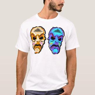 Voodoo Mask Sketch T-Shirt