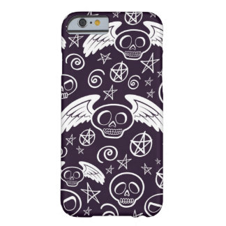 """""""Voodoo"""" Pattern Barely There iPhone 6 Case"""