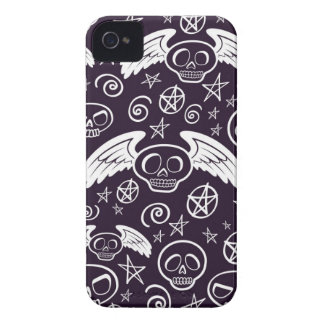 """""""Voodoo"""" Pattern iPhone 4 Case-Mate Cases"""