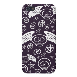 """""""Voodoo"""" Pattern iPhone 5/5S Cover"""