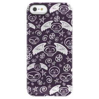 """Voodoo"" Pattern Permafrost® iPhone SE/5/5s Case"