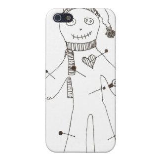 Voodoo Pincushion iPhone 5 Cover