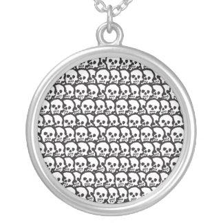Voodoo Skulls Cave Necklace