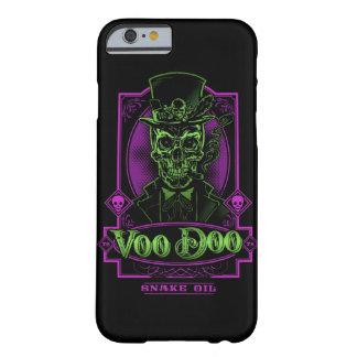 VooDoo Snake Oil Skeleton Barely There iPhone 6 Case