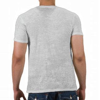 Voodoo Tiki Tequila Johnny Tiki Jersey Burnout T-shirts