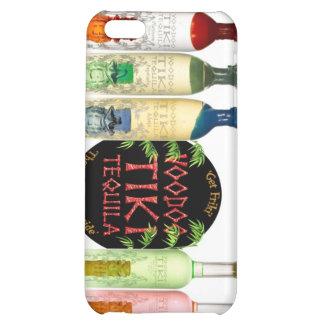Voodoo Tiki Tequila Logo iPhone 5C Covers