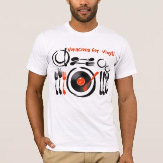 Voracious For Vinyl T-Shirt
