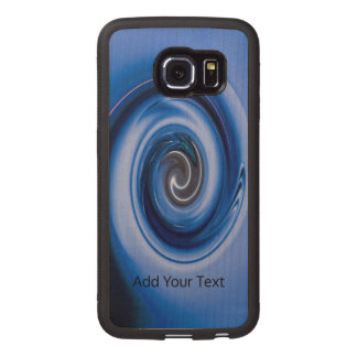 Vortex by Shirley Taylor Wood Phone Case