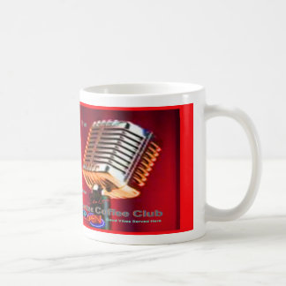 Vortex Coffee Club Poetry Slam Coffee Mug