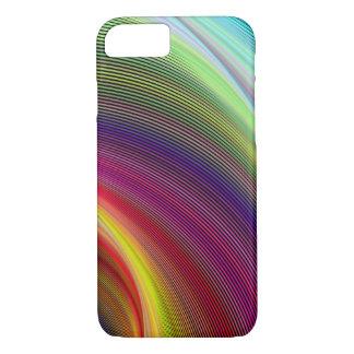 Vortex of Colors iPhone 7 Case
