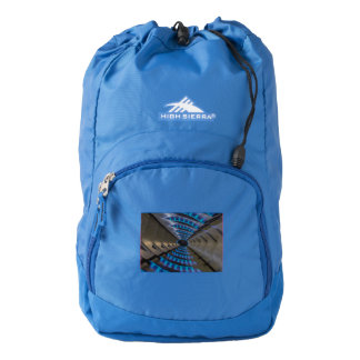 vortex of fire on  gas High Sierra Backpack, Backpack
