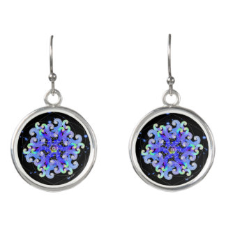 Vortex of Vitality Earrings