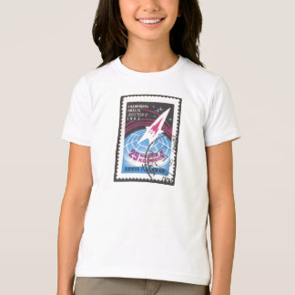 Vostok 2 and Globe T-Shirt