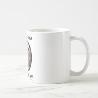 Vota si puedes coffee mug