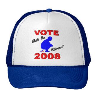 Vote 2008 Hat