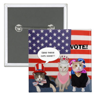VOTE 2010! PINBACK BUTTONS
