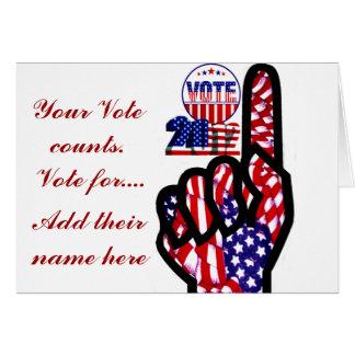 Vote 2012_ cards