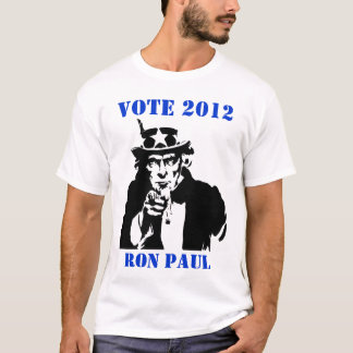 VOTE 2012 RON PAUL T-Shirt