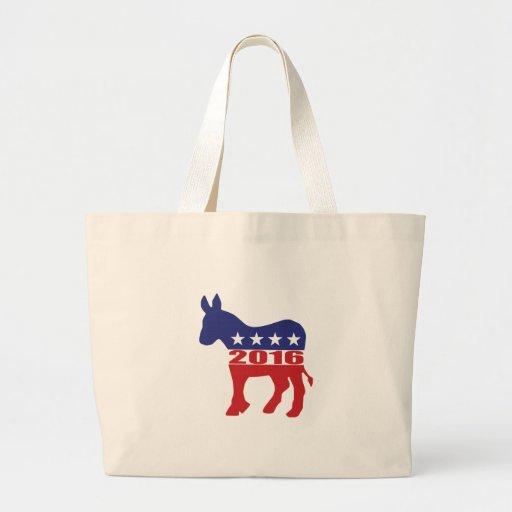 Vote 2016 Democratic Party Bags