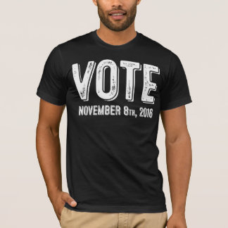 Vote 2016 Presidential Election Shirt