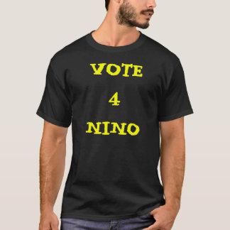 VOTE 4NINO T-Shirt