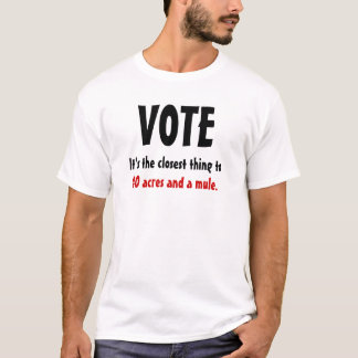 Vote: African American T-Shirt