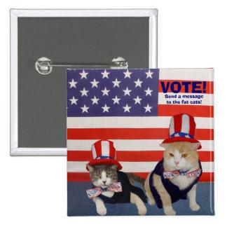 Vote! Pins