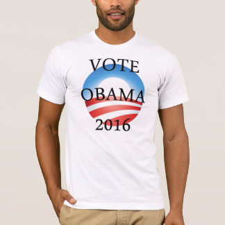 Vote Barack Obama 2016 Presidential Election T-Shirt