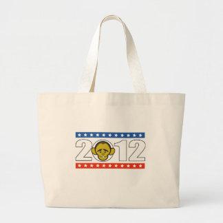 vote Barack Obama Bag
