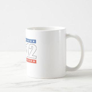 vote Barack Obama Basic White Mug