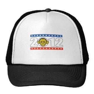 vote Barack Obama Trucker Hats