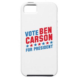 Vote Ben Carson iPhone 5 Cases