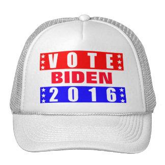 Vote Biden 2016 Presidential Election Cap