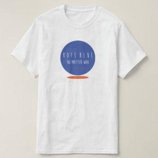 Vote Blue Economy Men's Tee Shirt