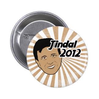 Vote Bobby Jindal 2012 Pins