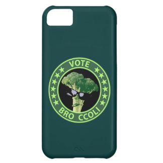 Vote Bro Ccoli iPhone 5C Case