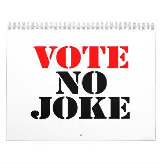 Vote Calendar
