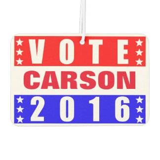 Vote Carson 2016 Presidential Election