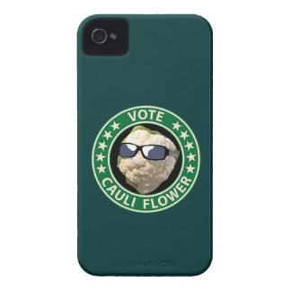 Vote Cauli Flower iPhone 4 Cases
